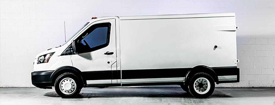secure transport vehicle